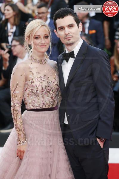 Olivia Hamilton, Damien Chazelle - Venezia - 29-08-2018 - Venezia 75: il primo red carpet è di Ryan Gosling