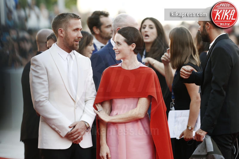 Claire Foy, Ryan Gosling - Venezia - 29-08-2018 - Venezia 75: il primo red carpet è di Ryan Gosling