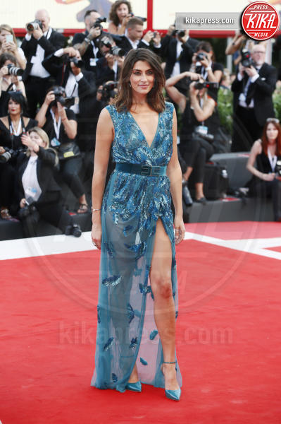 Elisa Isoarda - Venezia - 29-08-2018 - Venezia 75: gli stilisti sul primo red carpet