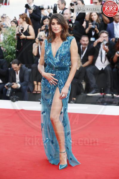 Elisa Isoarda - Venezia - 29-08-2018 - Venezia 75: sotto il vestito poco, anche quest'anno!