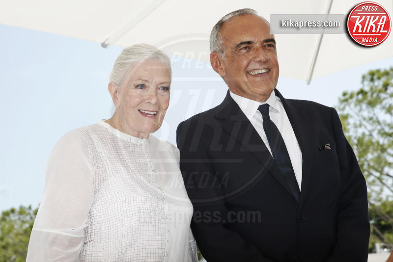 Alberto Barbera, Vanessa Redgrave - Venezia - 30-08-2018 - Venezia 75: il photocall di The Aspern Papers