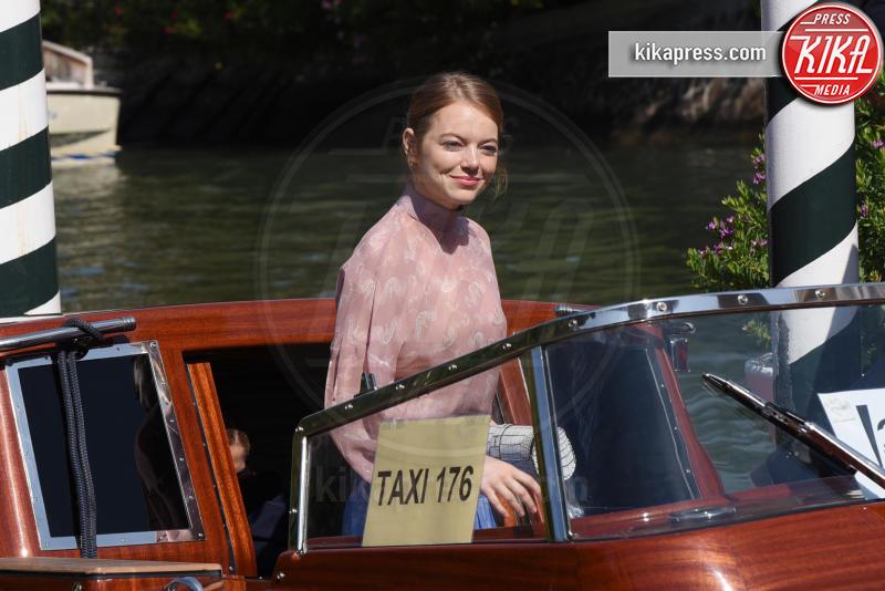 Emma Stone - Venezia - 30-08-2018 - Venezia 75: Dimitri Lorena e Daniela Santanchè sbarcano al Lido