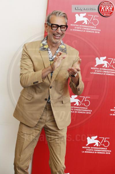 Jeff Goldblum - Venezia - 30-08-2018 - Venezia 75: Jeff Goldblum al photocall di The Mountain