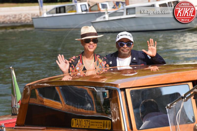 Tonya Lee, Spike Lee - Venezia - 29-08-2018 - Venezia 75: Dimitri Lorena e Daniela Santanchè sbarcano al Lido