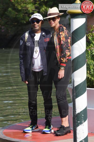 Tonya Lee, Spike Lee - Venezia - 29-08-2018 - Venezia 75: il duro attacco di Spike Lee a Matteo Salvini