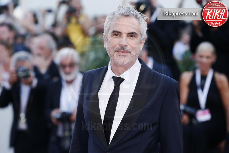 Alfonso Cuarón - Venezia - 30-08-2018 - Venezia 75: c'è Cuaron ma gli occhi sono tutti per Melissa Satta