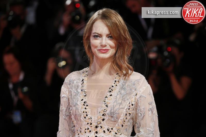 Emma Stone - Venezia - 30-08-2018 - Venezia 75: Emma Stone, sul red carpet è lei La Favorita