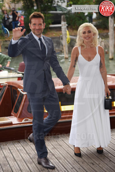 Lady Gaga, Bradley Cooper - Venezia - 31-08-2018 - Venezia 75: Lady Gaga dama bianca, Bradley vero gentleman