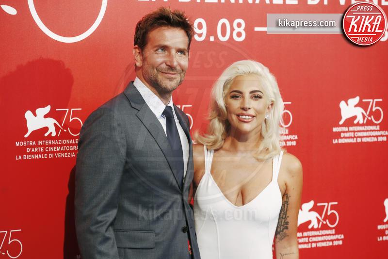 Lady Gaga, Bradley Cooper - Venezia - 31-08-2018 - Venezia 75: A star is born, e si chiama Lady Gaga