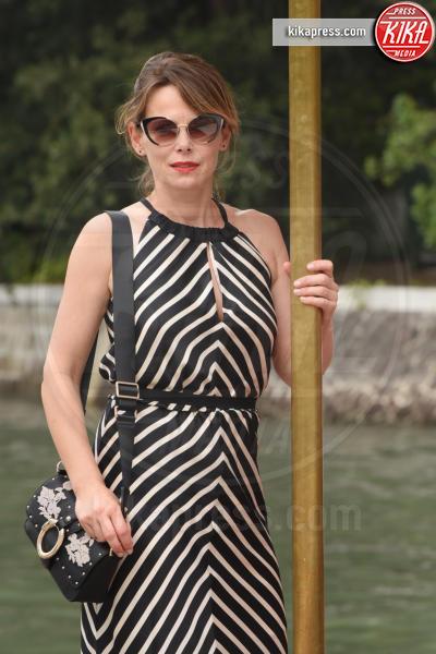 Barbora Bobulova - Venezia - 01-09-2018 - Venezia 75: Beatrice Valli, al Lido con Marco e Bianca