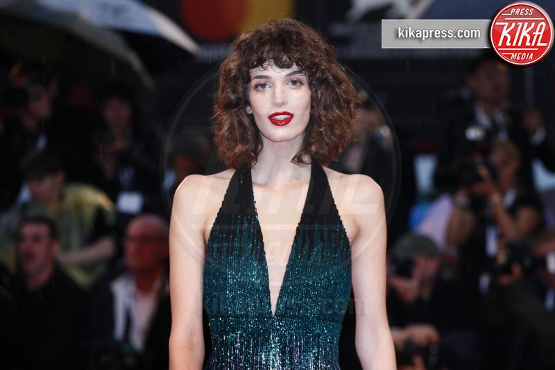 Greta Ferro - Venezia - 31-08-2018 - Raoul Bova e'... di moda: sara' Giorgio Armani in una fiction
