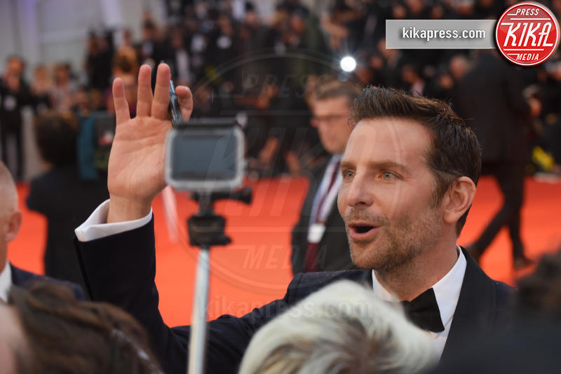 Bradley Cooper - Venezia - 31-08-2018 - Venezia 75, tutti pazzi per il Festival (e le star)