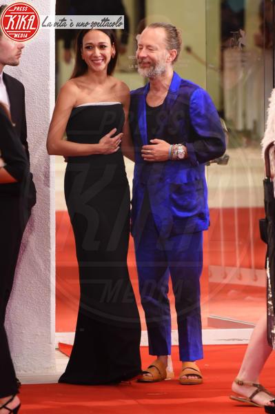 Thom Yorke, fidanzata - Venezia - 01-09-2018 - Venezia 75, il red carpet più romantico che ci sia