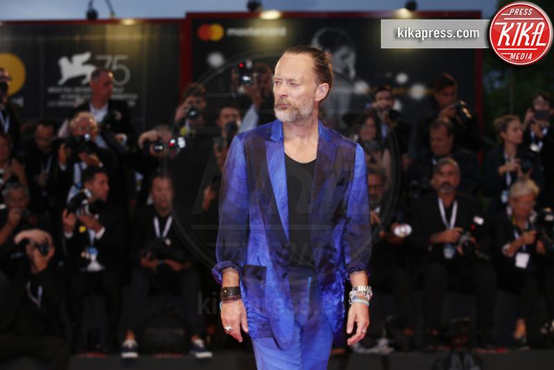 Thom Yorke - Venezia - 01-09-2018 - Venezia 75, il red carpet di Suspiria