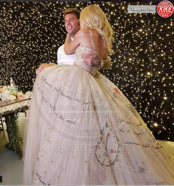 Chiara Ferragni - 02-09-2018 - Chiara Ferragni e Marica spose, chi lo indossa meglio?