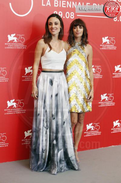 Martina Gusman, Berenice Bejo - Venezia - 02-09-2018 - Venezia 75: il sorriso di Berenice Bejo conquista tutti