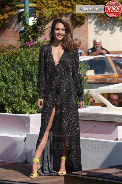 Ana Moja Calzado - Venezia - 02-09-2018 - Venezia 75: l'arrivo al Lido di Giulia De Lellis e Serena Rossi