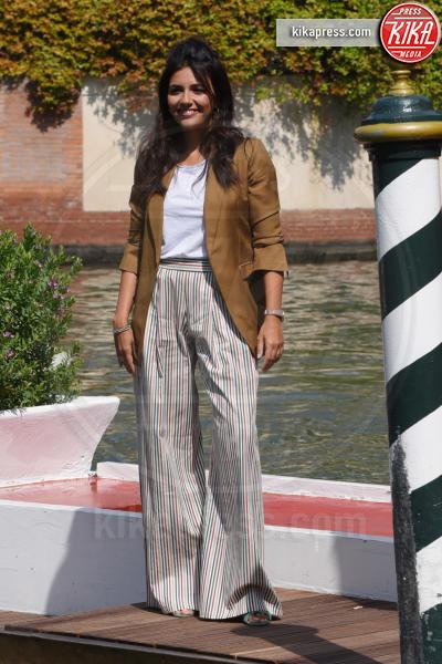 Serena Rossi - Venezia - 02-09-2018 - Venezia 75: l'arrivo al Lido di Giulia De Lellis e Serena Rossi
