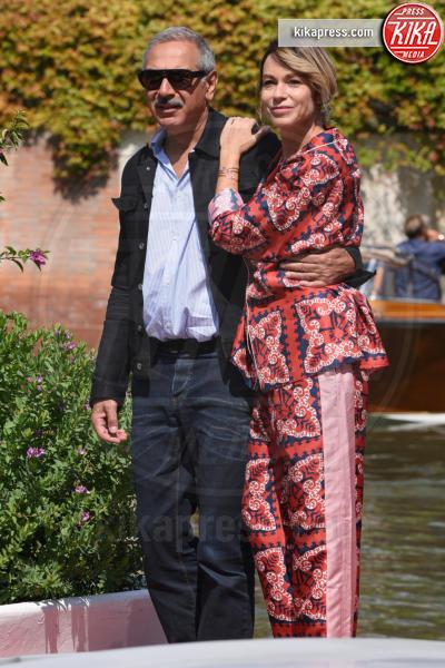 marito, Stefania Rocca - Venezia - 02-09-2018 - Venezia 75: l'arrivo al Lido di Giulia De Lellis e Serena Rossi