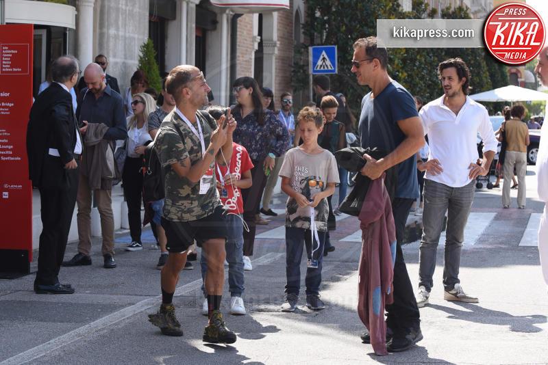 Matteo Garrone - Venezia - 02-09-2018 - Venezia 75: l'arrivo al Lido di Giulia De Lellis e Serena Rossi