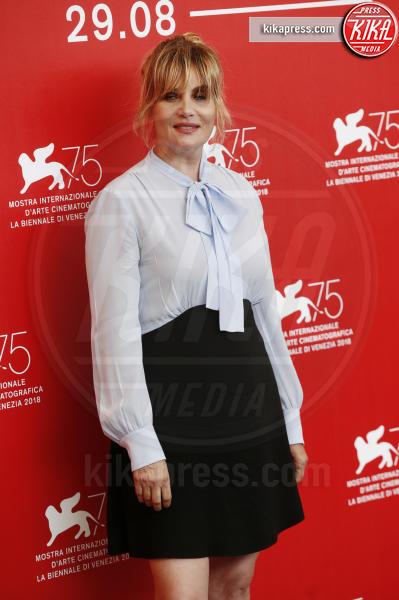 Emmanuelle Seigner - Venezia - 03-09-2018 - Venezia 75: Julian Schnabel porta Van Gogh alla kermesse
