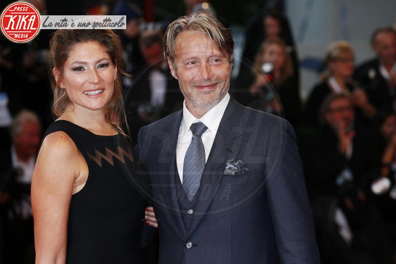 Mads Mikkelsen - Venezia - 03-09-2018 - Venezia 75: Willem Dafoe, red carpet alla Van Gogh