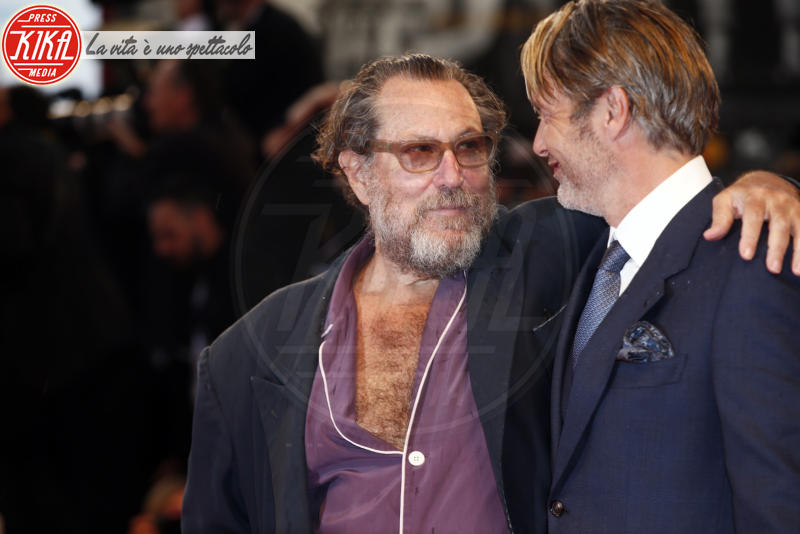 Julian Schnabel - Venezia - 03-09-2018 - Venezia 75: Willem Dafoe, red carpet alla Van Gogh