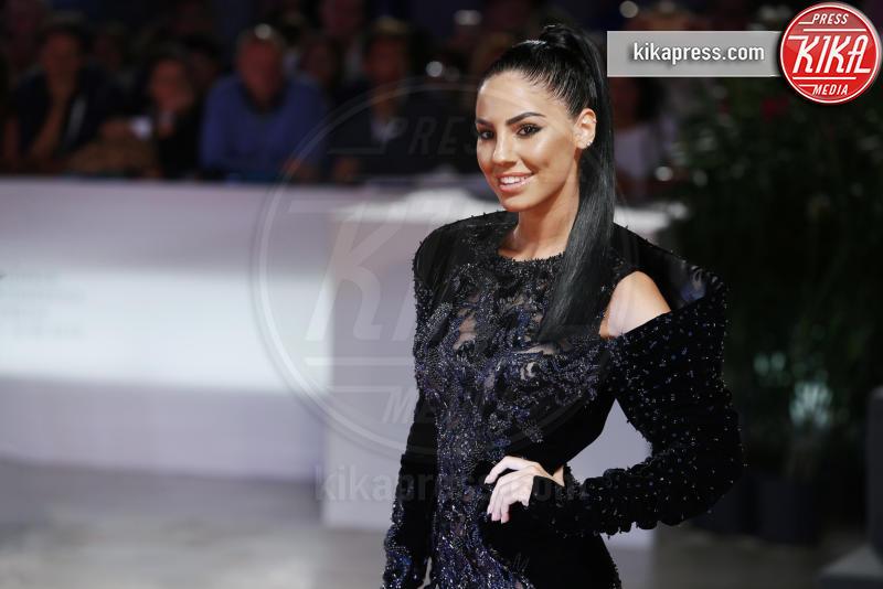 Giulia De Lellis - Venezia - 03-09-2018 - Venezia 75: c'e' Vince Vaughn ma tutti gli occhi sono per lei...