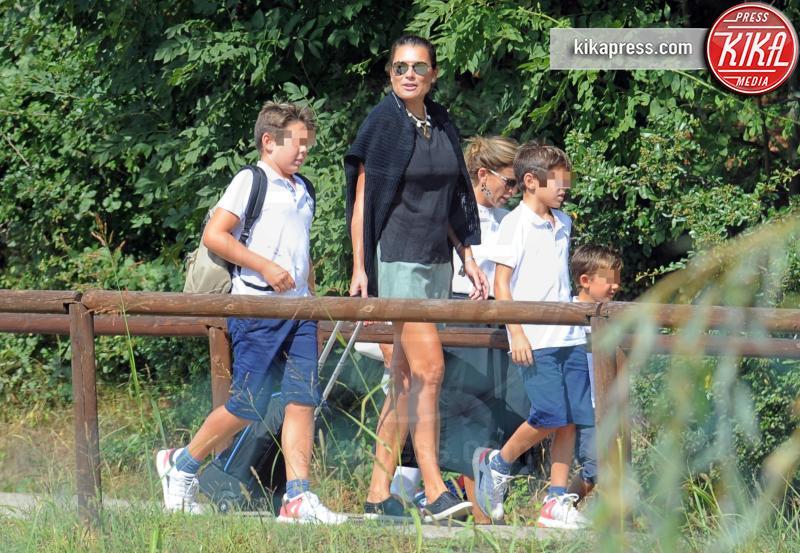 David Lee Buffon, Louis Thomas Buffon, Alena Seredova - Torino - 03-09-2018 - Alena Seredova, addio alla casa dove ha vissuto con Buffon