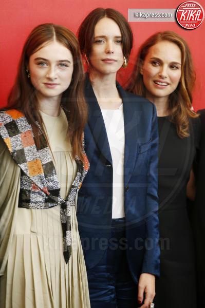 Raffey Cassidy, Stacy Martin, Natalie Portman - Venezia - 04-09-2018 - Venezia 75: Natalie Portman presenta Vox Lux