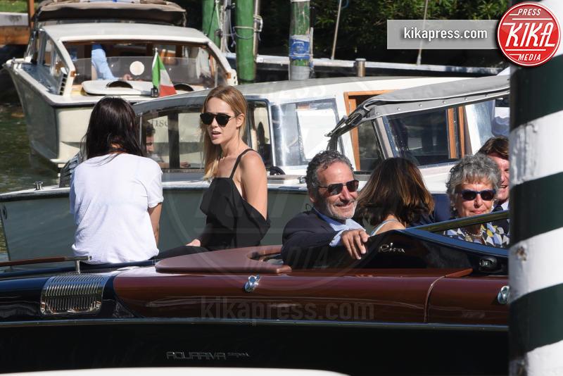 Cristiana Capotondi - Venezia - 04-09-2018 - Venezia 75: l'arrivo in darsena di Valeria e... Valeria!