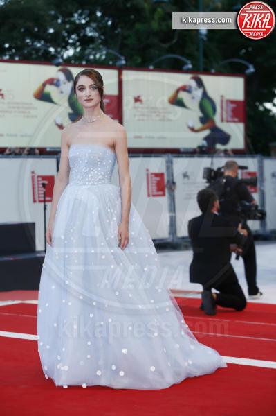Raffey Cassidy - Venezia - 04-09-2018 - Venezia 75: Natalie Portman, un trionfo di paillettes... dorate!