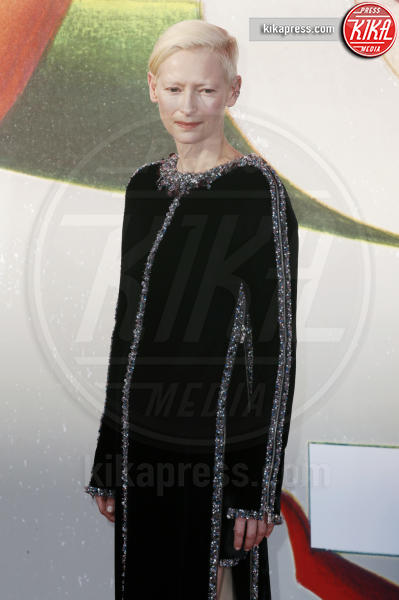 Tilda Swinton - Venezia - 05-09-2018 - Venezia 75: tutta la bellezza di Alessandra Mastronardi