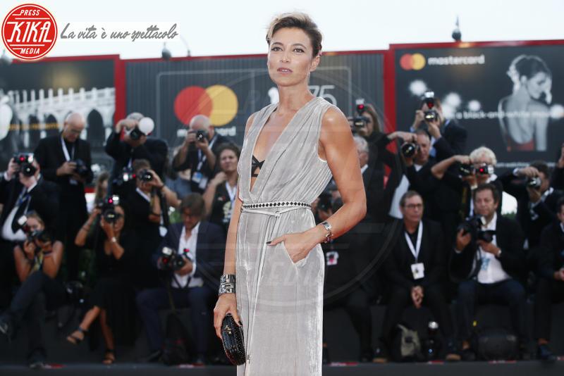 Anna Foglietta - Venezia - 05-09-2018 - Venezia 75: Rodrigo Alves, bis dorato sul tappeto rosso
