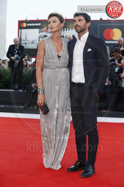 Paolo Sopranzetti, Anna Foglietta - Venezia - 05-09-2018 - Venezia 75: Rodrigo Alves, bis dorato sul tappeto rosso