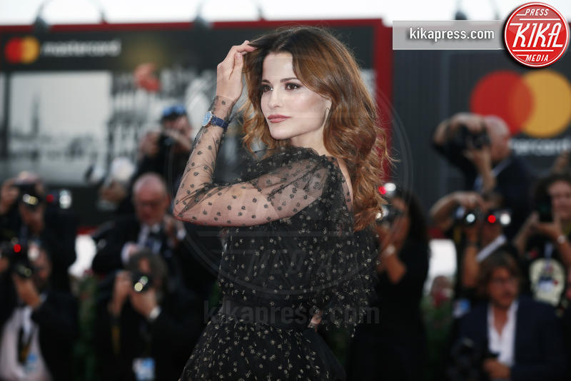 Giulia Elettra Gorietti - Venezia - 05-09-2018 - Venezia 75: Rodrigo Alves, bis dorato sul tappeto rosso