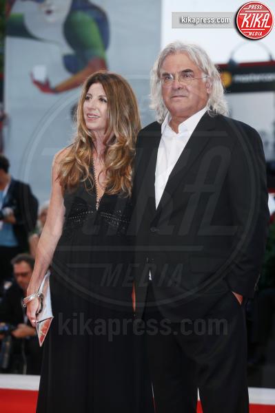 Joanna Kaye, Paul Greengrass - Venezia - 05-09-2018 - Venezia 75: Rodrigo Alves, bis dorato sul tappeto rosso