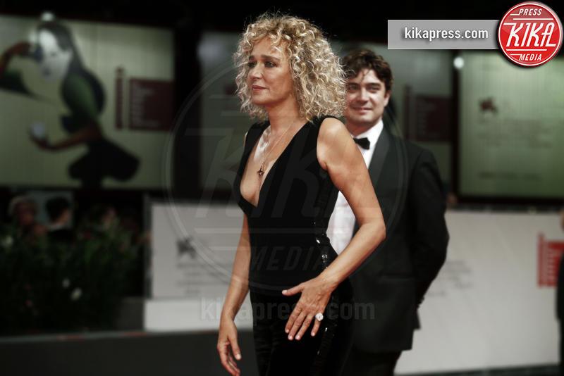 Riccardo Scamarcio, Valeria Golino - Venezia - 05-09-2018 - Venezia 75: Golino-Scamarcio, va in scena il red carpet da ex