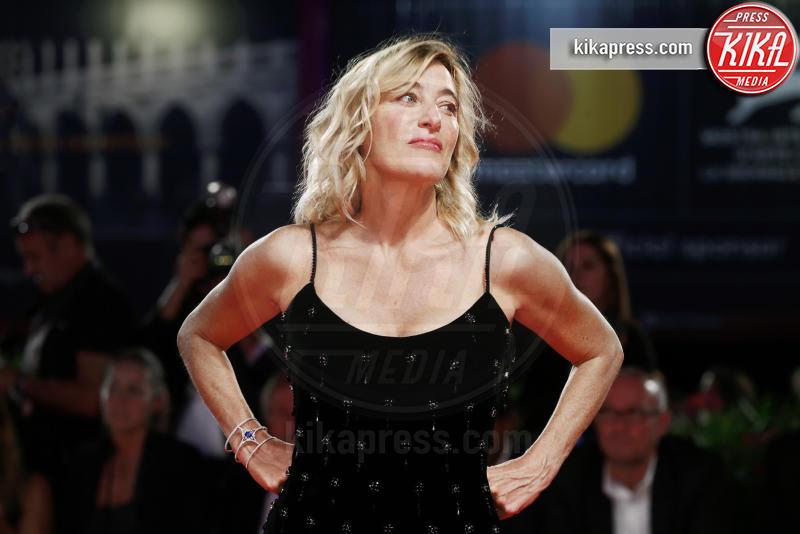 Valeria Bruni Tedeschi - Venezia - 05-09-2018 - Venezia 75: Golino-Scamarcio, va in scena il red carpet da ex