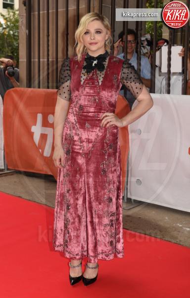 Chloe Grace Moretz - Toronto - 06-09-2018 - Bella Thorne , per il compleanno un must: il velluto!
