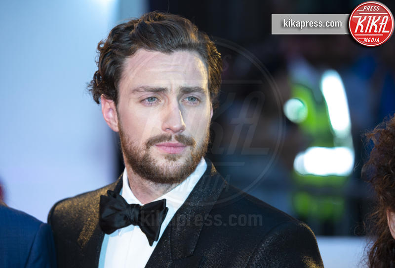 Aaron Taylor-Johnson - Toronto - 06-09-2018 - Robert Pattinson, da vampiro a uomo pipistrello in Batman