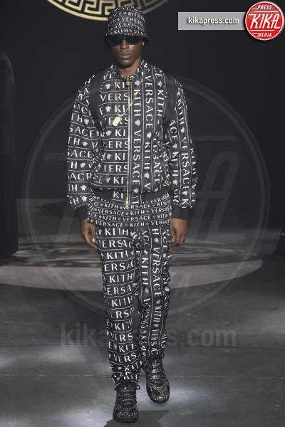 Sfilata Kith, Model - New York - 07-09-2018 - New York Fashion Week: quanto tartan nella sfilata di Kith