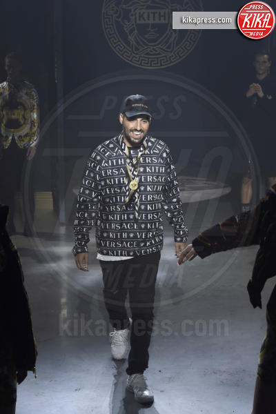 Sfilata Kith, Ronnie Fieg - New York - 07-09-2018 - New York Fashion Week: quanto tartan nella sfilata di Kith