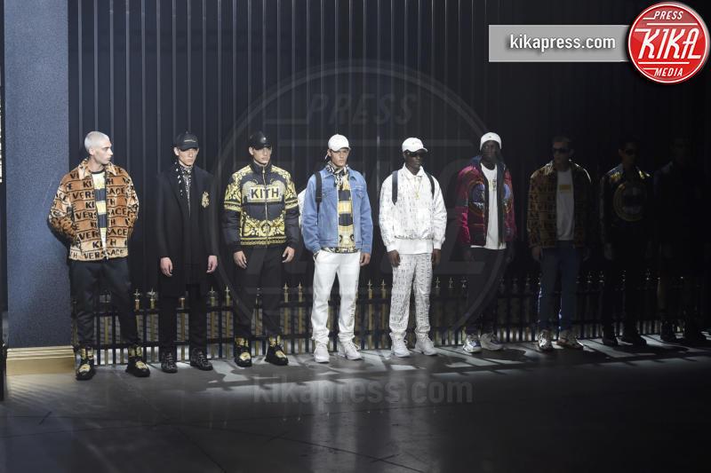 Sfilata Kith, Models - New York - 07-09-2018 - New York Fashion Week: quanto tartan nella sfilata di Kith