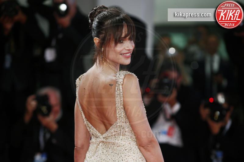 Micaela Ramazzotti - Venezia - 07-09-2018 - Venezia 75: l'eleganza di Micaela Ramazzotti incanta tutti
