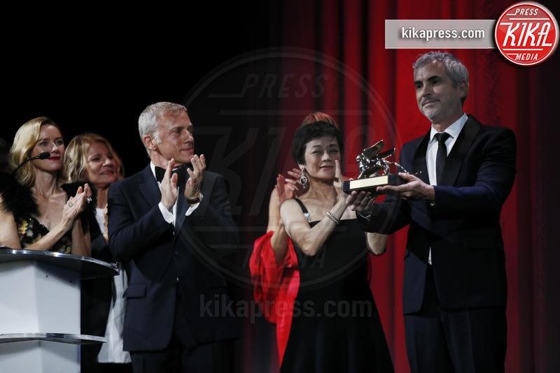 Alfonso Cuaron - Venezia - 08-09-2018 - Venezia 75, il Leone d'Oro ad Alfonso Cuaron: la cerimonia