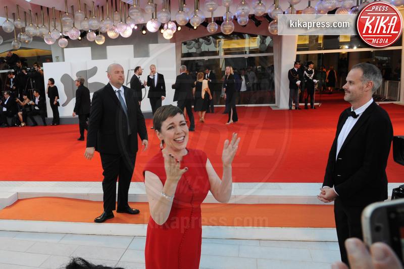 Olivia Colman - Venezia - 08-09-2018 - Venezia 75, i vincitori: che rumore fa la felicita'?