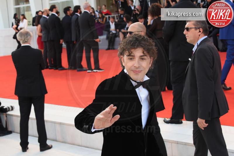 Michele Riondino - Venezia - 08-09-2018 - Venezia 75, i vincitori: che rumore fa la felicita'?