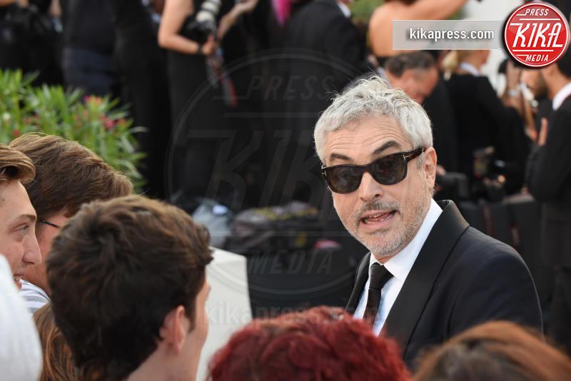 Alfonso Cuaron - Venezia - 08-09-2018 - Venezia 75, i vincitori: che rumore fa la felicita'?