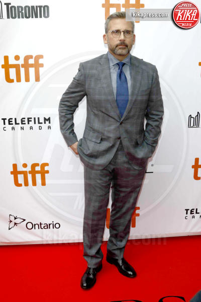 Steve Carrel - Toronto - 07-09-2018 - Penelope Cruz versione angelo nero al Toronto Film Festival